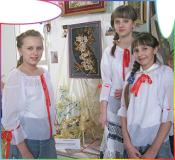 В Национальном центре художественного творчества детей и молодёжи прошёл республиканский конкурс юных мастеров по соломоплетению