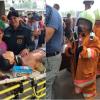 День пожарной службы в Витебске