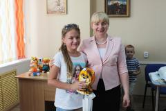 """В редакции """"Зорьки"""" наградили победителей викторины"""