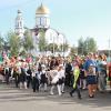 """К """"зорьковской"""" акции присоединились первоклассники из Рогачёва"""