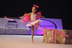 Маленькие звёздочки большого спорта: в Минске прошёл турнир по художественной гимнастике Baby Cup BSB Bank