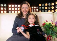 Пятилетняя Дария из Бреста удивила миллионы телезрителей