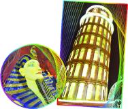 Где можно увидеть главные архитектурные памятники мира? В Гомеле!