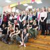 Коту ботинки ни к чему! Ученики столичной школы увидели спектакль на французском языке