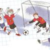 Про футбол, зайчонка и машину времени
