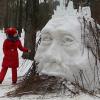 Где в Минске можно повстречать Снежную королеву?
