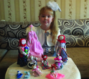Кукол мастерица