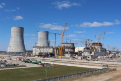 Как идет строительство Белорусской АЭС?
