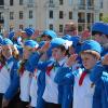 В Минске проходит Международный слет пионеров «Всегда готов!», посвященный 95-летию пионерского движения