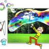Как самому устроить шоу гигантских пузырей? Проверенный рецепт чудо-раствора!