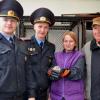 Новосёла в гродненский зоопарк доставили милиционеры…