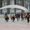 Новый год встречать на льду с Детским фондом