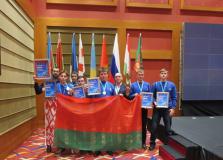 Шестеро белорусских школьников завоевали медали на международной олимпиаде