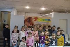 Именинница приглашает в гости: ребята из борисовской школы № 2 приехали в гости в редакцию