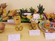 Раз – картошка, два – кукляшка