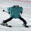 Роботы на лыжах