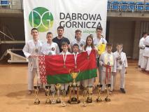 Золотая цель: белорусский школьник-каратист завоевал золото на Чемпионате Европы