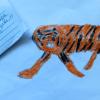 """""""Как поживаешь, тигрище?"""". Шестилетний мальчик написал трогательное письмо"""