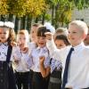 """Участники акции """"Первый раз в 1-й класс!"""""""
