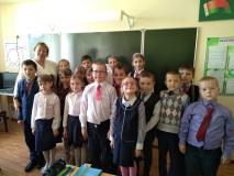 Профориентационная неделя в начальной школе