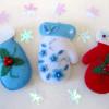 Как сделать милый зимний сувенирчик?