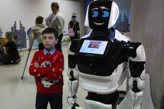 """Какие роботы поселились в """"Робополисе""""?"""