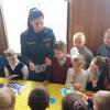 Сотрудники МЧС провели интересное мероприятие в Новкинской школе