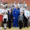 Путешественник по Вселенной: белорусский космонавт заглянул в Новкинскую школу