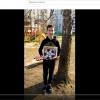 Юнкор из Витебска хочет получить автографы известных футболистов