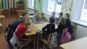 """""""В гостях у сказки"""" побывали юнкоры Новкинской школы"""