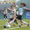 """Международная детская социальная программа """"Футбол для дружбы"""""""