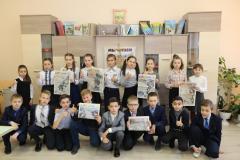 Юнкоры из Остромечево