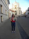 Юные художники из Барановичей попутешествовали по Литве и Польше