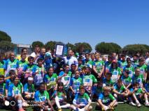 """Международная детская социальная программа  """"Футбол для дружбы"""" – репортаж из Мадрида"""