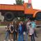 Ребята из Новогрудка посетили МАЗ