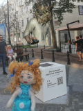 А ты уже видел первый в Европе виртуальный памятник?