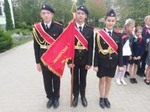 Добрые дела в новогрудской школе № 7