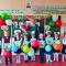 Первоклашки Погородненской школы Вороновского района