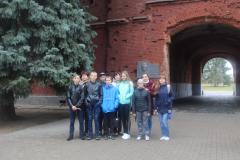 Ученики Благовичской школы посетили с экскурсией Брест