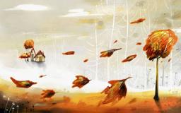 """Стихотворение """"Ветер воет у окна…"""" Карины Сагитовой"""