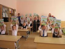 """""""Первый раз в 1-й класс!"""" в Вистычской школе Брестского района"""