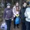 """Республиканская добровольная акция """"Чистый лес"""" в новогрудской школе № 7"""