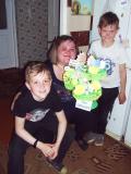 С Днём матери поздравляют Денис, Женя, Дима, Матвей Соколович