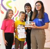 Супервожатая из Жемчужненской школы Ольга Александровна Жихарко