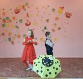 Праздник осени в Дворецкой школе Дятловского района