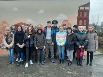 Экскурсии в мир профессий в Мушинском УПК детский сад–средняя школа