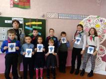 У навагрудскай школе № 4 вельмі шануюць беларускую мову!