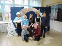 Новогрудская школа № 5 вовсю готовится к Новому году