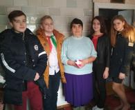 Милосердные дела в Малоберестовицкой школе