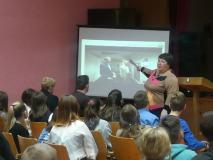 Чем удивило очередное заседание Школы активного гражданина в новогрудской школе № 7